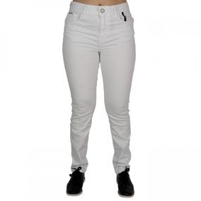 dfa8c2d7db Calças Ellus Calças Jeans Feminino Branco no Mercado Livre Brasil