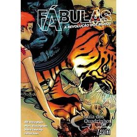 Fábulas Vol. 2 - A Revolução Dos Bichos - Editora Devir