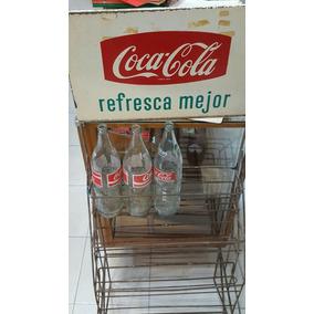 Unico Exhibidor De Botellas De Coca Cola
