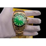 7456b8e69b0 Relógio Invicta Pro Diver Banhado A Ouro