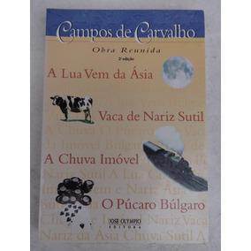 Livro: Campos De Carvalho - Obra Reunida - 2ª Edição - 1997
