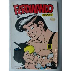 Ferdinando Magazine N-1 Ed. Rio Grafica