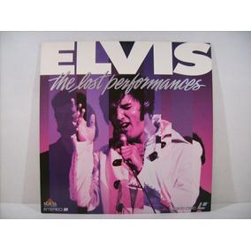 Ld - Laserdisc Elvis Presley - The Lost Performances