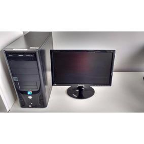 Computador Core 2 Quad Q9400 2.66ghz S775 + Monitor 19