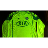 Camisa Do Palmeiras adidas Manga Longa