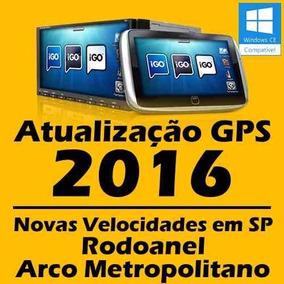 Atualização Gps 2016/2017 Com 3 Navegadores Igo8 Amigo Primo