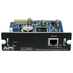 Smartslot Apc Web/snmp Managem Ap9630
