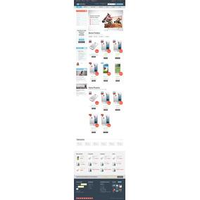 Super Loja Virtual - Linda, Todos Os Pagamentos, Responsiva
