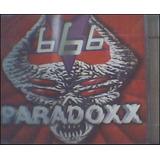 666 Paradoxx Cd Original