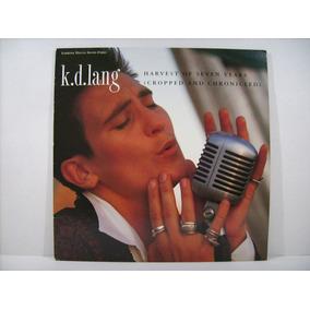 Ld - Laserdisc K D Lang - Harvest Of Seven Years