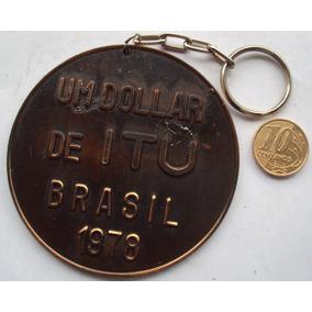 Lote 2 Com Chaveiros De Itu - P22