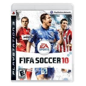Game Fifa Soccer 10 - Playstation 3