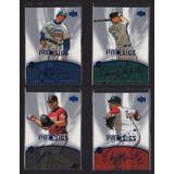 Set 04 Cards De Baseball , Beisbol