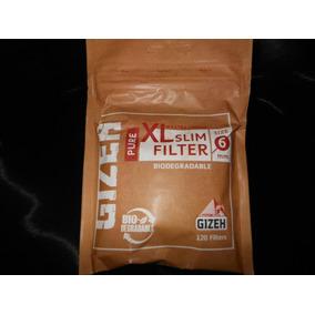 Filtros // Gizeh // Biodegradables // Slim // 6mm