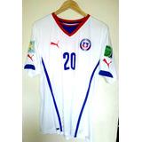 Camiseta Chile Mundial Brasil 2014 Regalada en Mercado Libre Chile ee0036bc0c11c