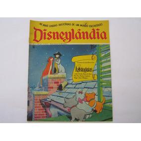 Revista Disneylândia Nº 5 - 1971