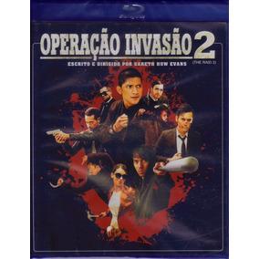 Blu-ray Operação Invasão 2 C/ Dublagem Original Lacrado Raro