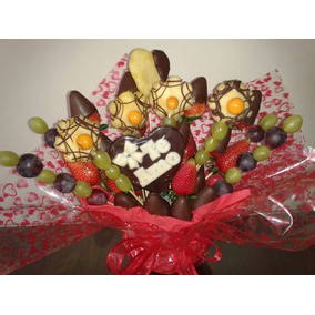Arreglos Frutales Chocolates Fresas Domicilio Gratis Quito