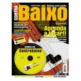Método Contra Baixo Segunda Edição Dvd + Revista
