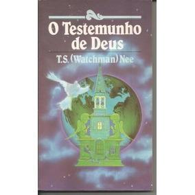O Testemunho De Deus - Watchman Nee