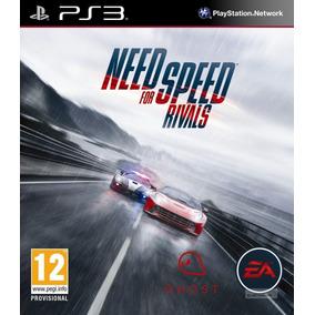 Need For Speed Rivals Dublado Ps3 Código Psn Promoção !!