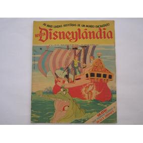 Revista Disneylândia Nº 19 - 1972