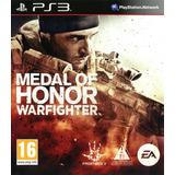 Medal Of Honor Warfighter Ps3 Digital Español Gcp