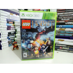 Lego The Hobbit - Game Xbox 360 Original Completo