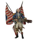 Bioshock Infinite Motorized Patriot George Washington Neca
