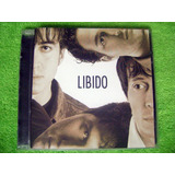 Eam Cd Libido Album Debut 1998 Primera Edicion + Cancionero