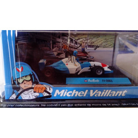 Michel Vaillant Formula 1 2003 Viene Con 2 Muñecos Esc. 1:43