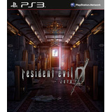 Resident Evil 0 Re Zero Hd Remaster Ps3 Digital Gcp