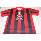 Camisa Milan Pirlo 21 Patchs - Camisas de Futebol no Mercado Livre ... 0c3d929466bac