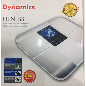Balanza O Peso Digital Fitness