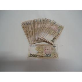 Cedula 1000 Mil Cruzeiros Candido Rondon-100 Pçs