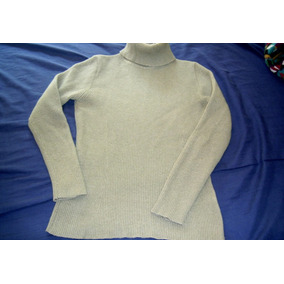 Sweater Tipo Polera Cuello A - Ropa y Accesorios Verde claro en ... f0b6982dd484
