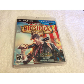 Bioshock Infinite Comp. C/playst. Move C/legendas Português