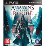 Assassins Creed Rogue Ps3 Digital Gcp