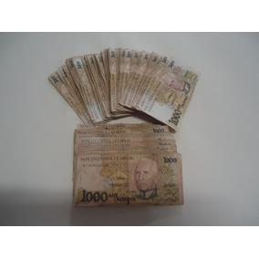 Cedula 1000 Mil Cruzeiros Candido Rondon