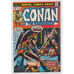 Conan The Barbarian #23 (frete Grátis)