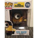 Funko Pop-movie -minion Eyed Matie N°170