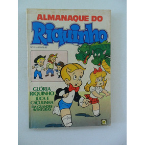 Almanaque Do Riquinho Nº 12! Rge Mai-jun 1981!