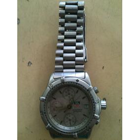 Relógio Original Masculino Tag Heuer 2000 Swiss Since 1860