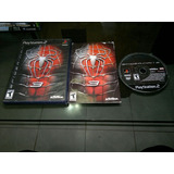 Spiderman 3 Completo Para Play Station 2