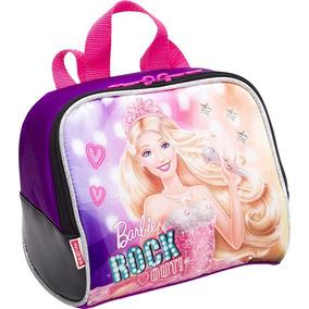 Lancheira Barbie Rock