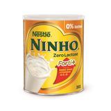 Leite Em Pó Ninho Forti+ Zero Lactose Lata 380g