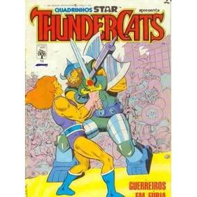 Hq Thundercats Nº 12 Ano 1987 Rara