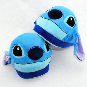 Bonitas Pantunflas De Stitch
