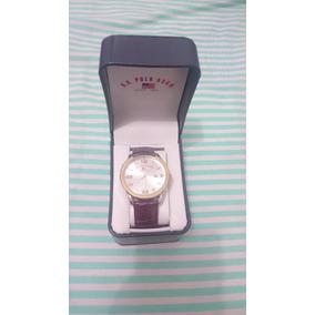 Relogio Polo Com Pulseira Couro - Relógios no Mercado Livre Brasil fdb18e9388