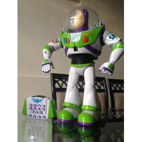 Buzz Lightyear Control Remoto Toy Story Coleccion Interactiv 885bb07b209